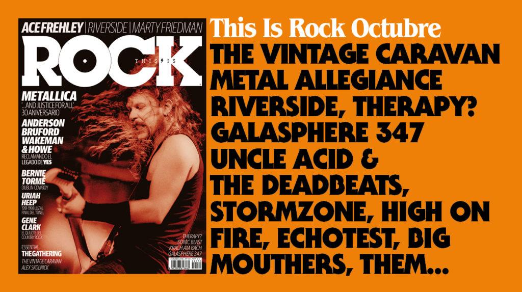 This Is Rock Revista Especializada - Classic Rock, Hard Rock, Heavy Metal, Prog Rock, Blues Rock