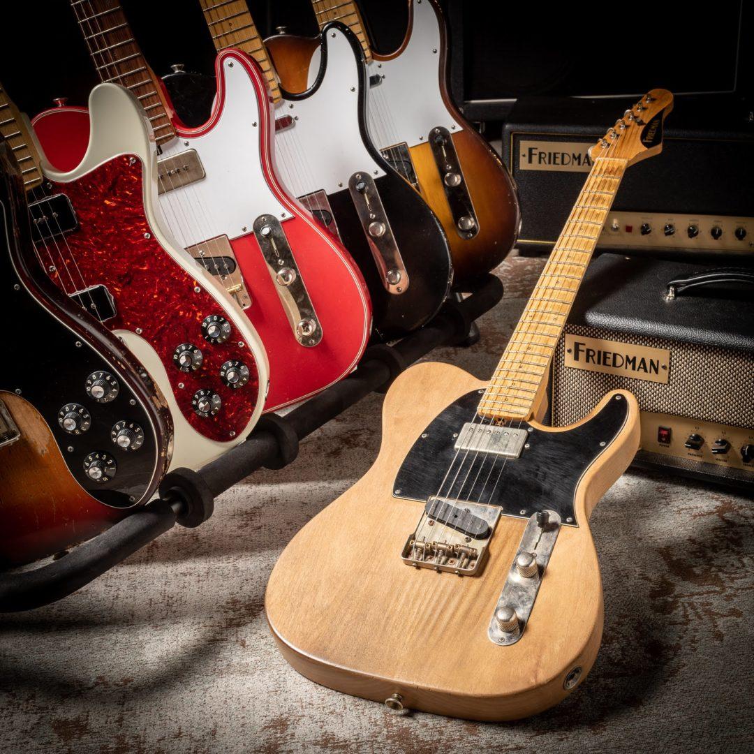 Guitarras Friedman Fanatic Guitars La Revista Toda la Gente del Rock Tu Magazine de Classic Rock Hard Rock Heavy Metal Prog Rock Blues Rock