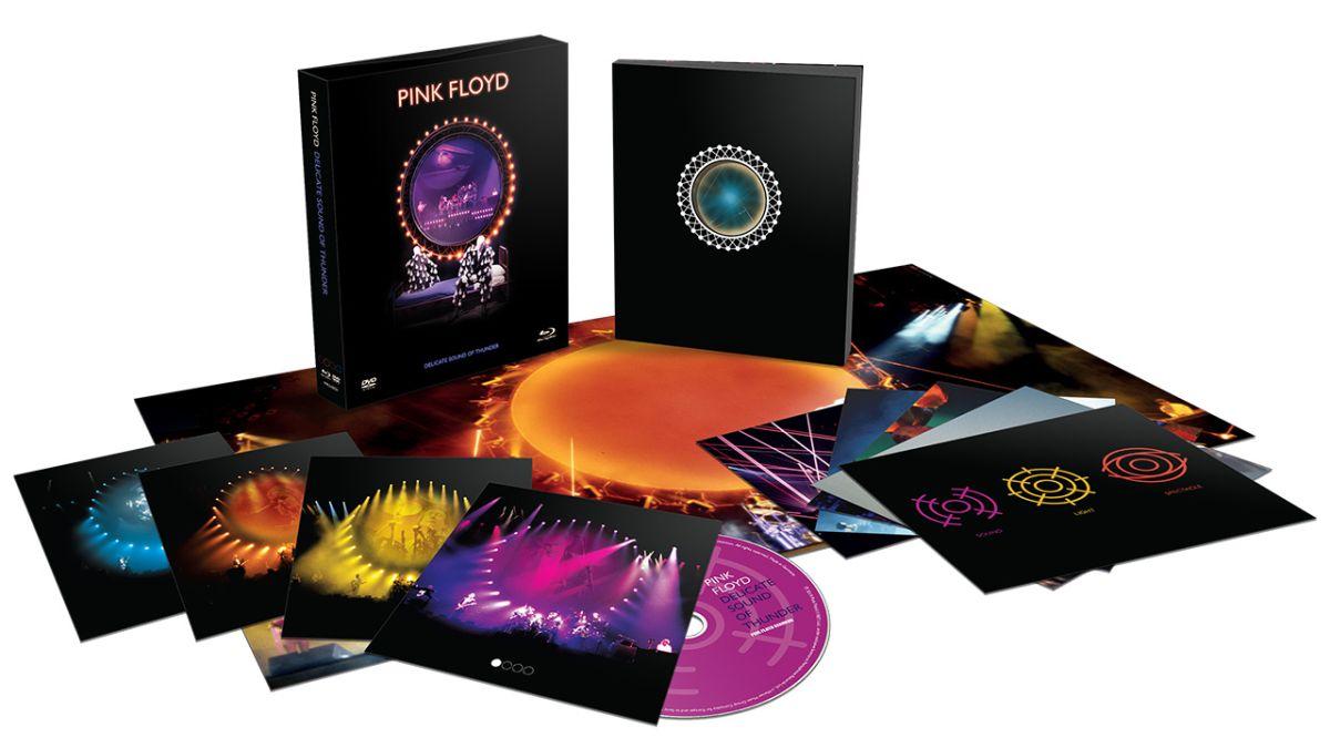 Pink Floyd Delicate Sound of Thunder La revista con la música que es importante en tu vida Classic Rock Hard Rock Heavy Metal Prog Rock Blues