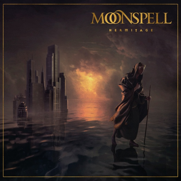 Moonspell presenta 'The Greater Good Portada