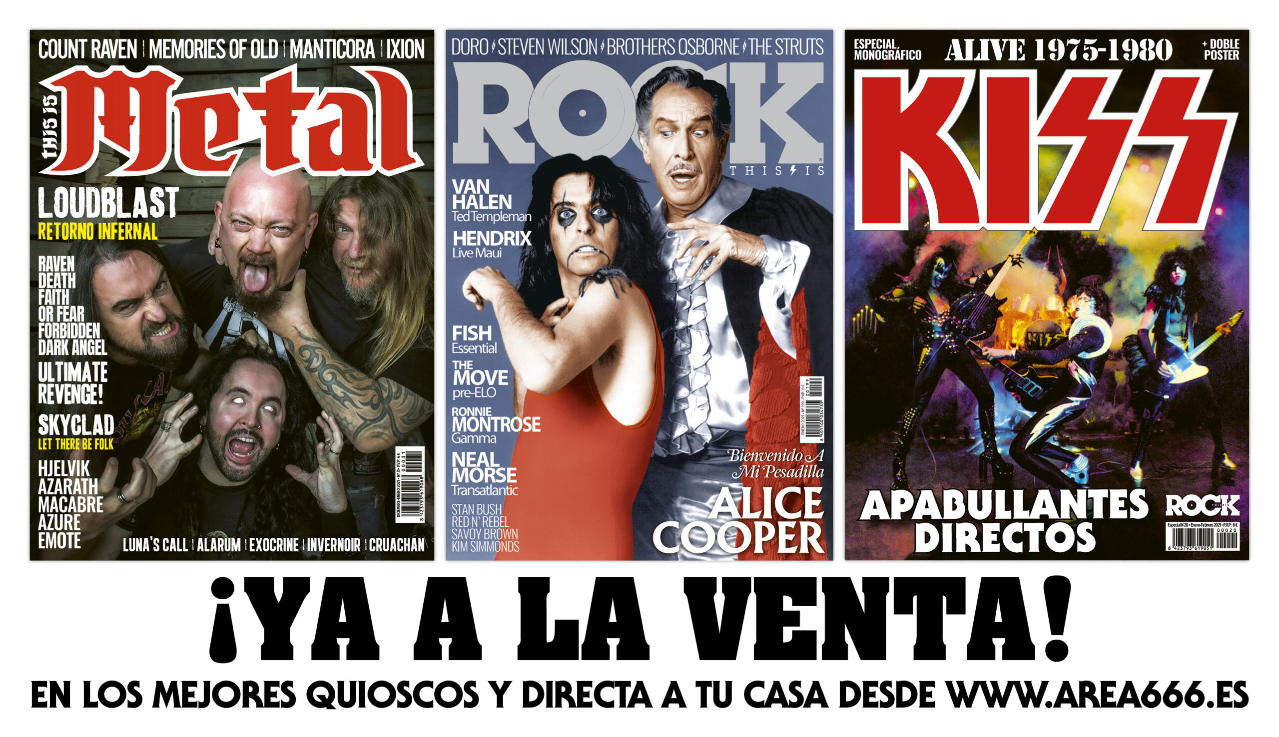 La revista con la música que es importante en tu vida Classic Rock Hard Rock Heavy Metal Prog Rock Blues