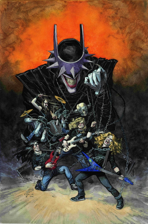 Death Metal 1 Megadeth