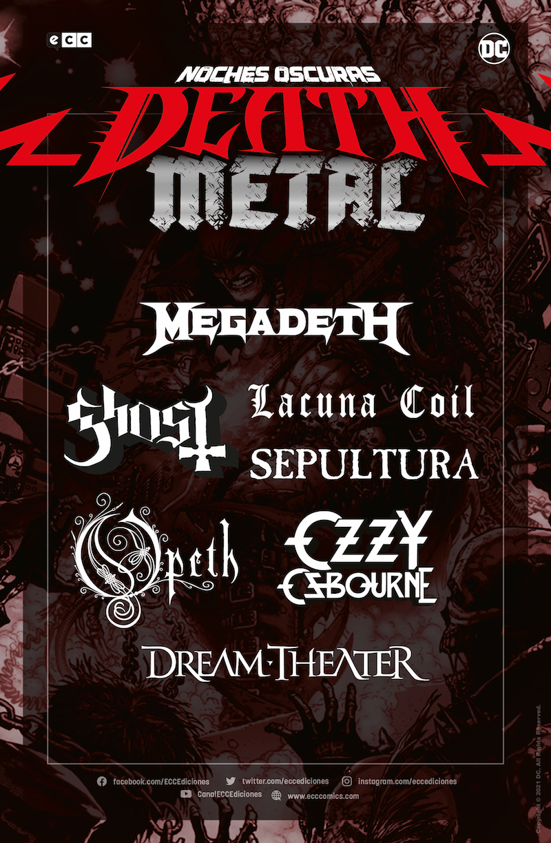 Noches Oscuras Death Metal