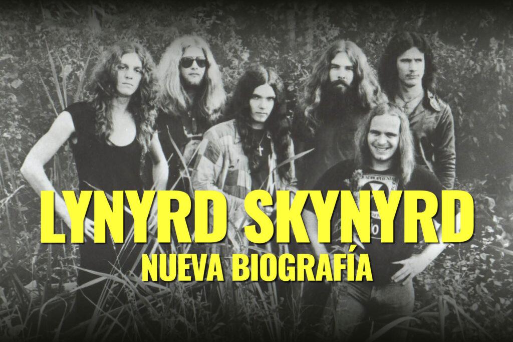 Lynyrd Skynyrd nueva biografía This Is Rock La revista con la música que es importante en tu vida Classic Rock Hard Rock Heavy Metal Prog Rock Blues 2