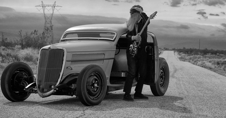 Billy Gibbons de ZZ Top Nuevo Disco – This Is Rock