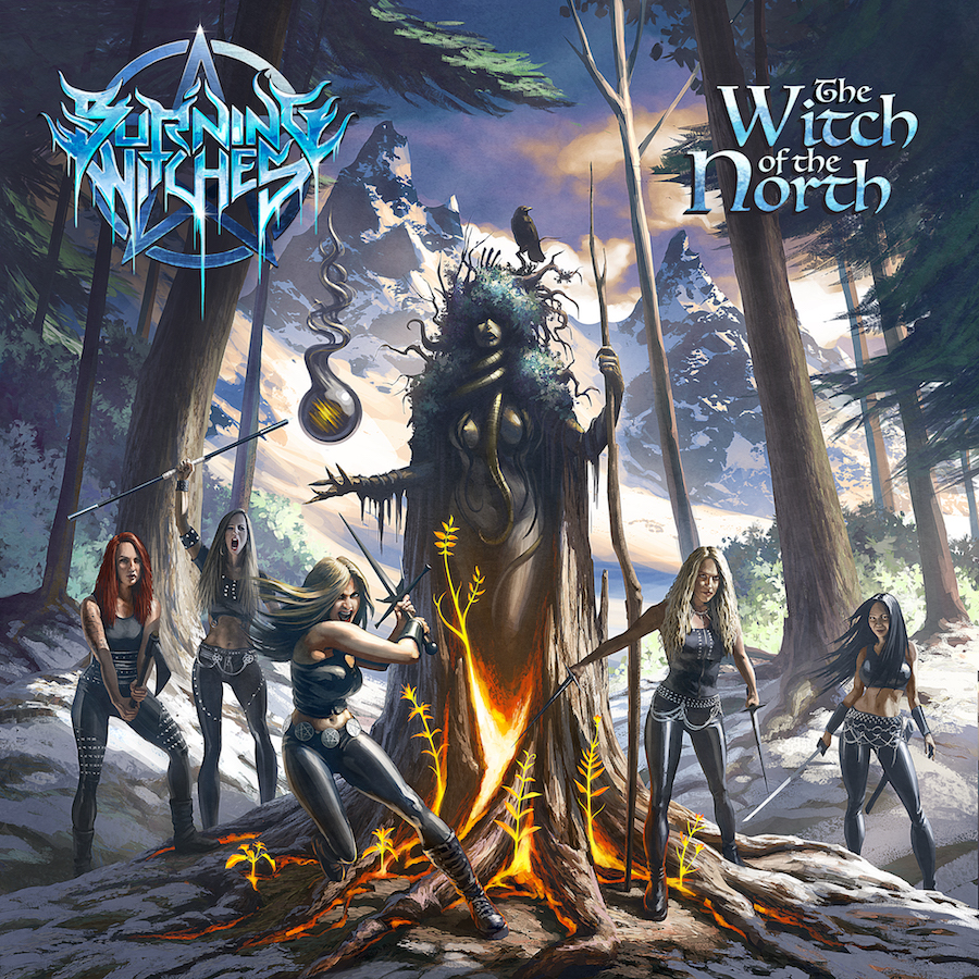 Burning Witches Publican 'The Witch Of The North' | This Is METAL Revista 2