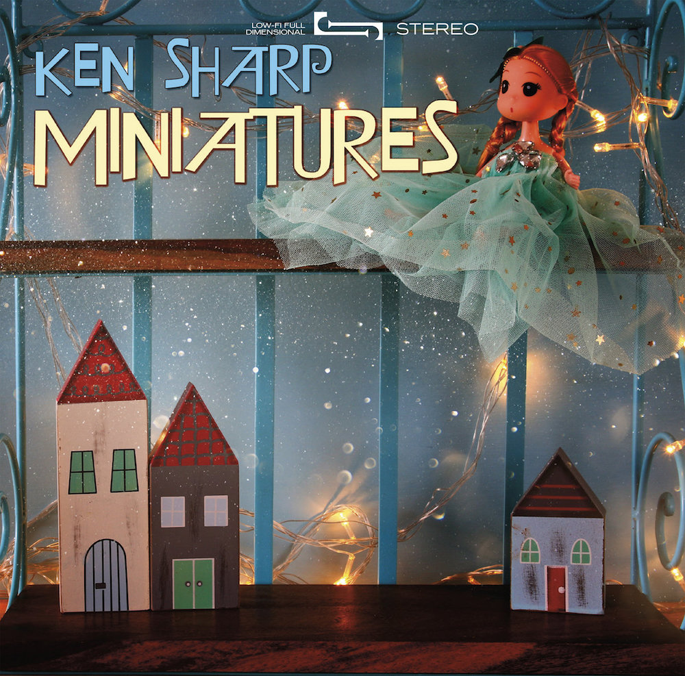 Ken Sharp presenta un álbum lo-fi de 32 miniaturas