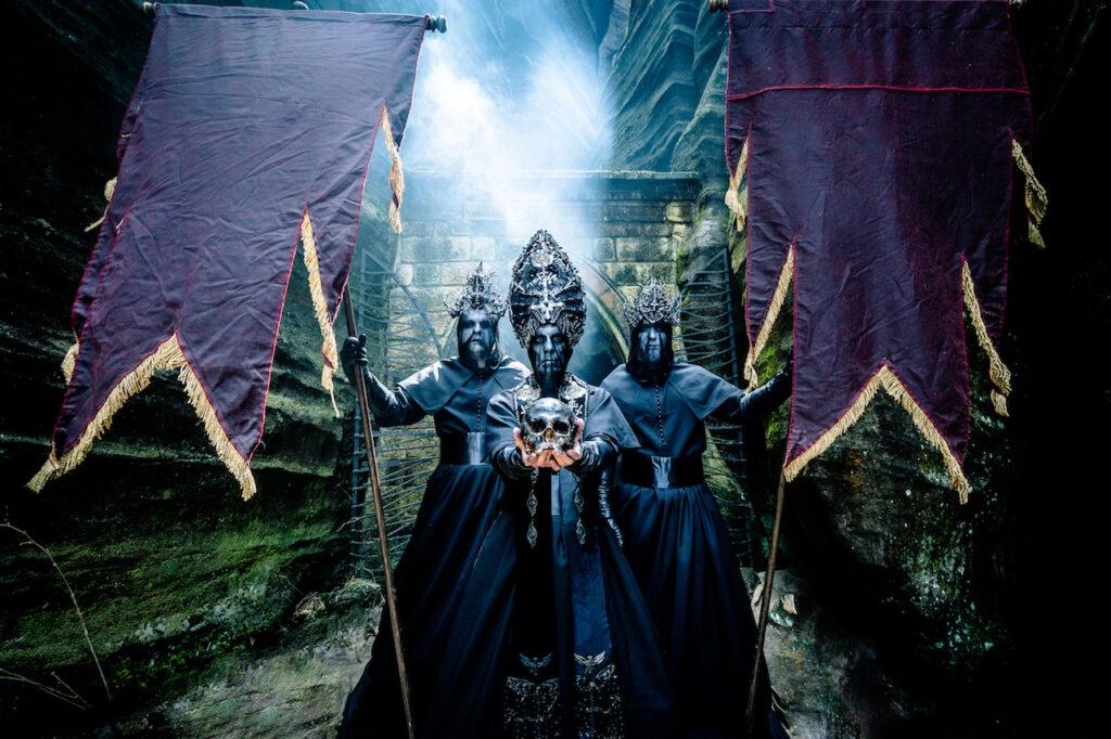 Behemoth Presenta el Vídeo de 'Shadows Ov Ea Cast Upon Golgotha' ▲ This Is METAL ▼ www.thisismetal.es