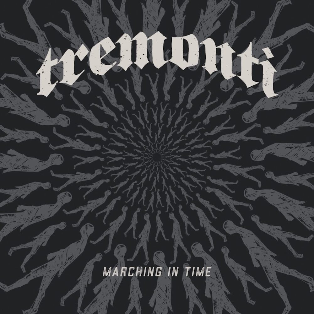Mark Tremonti Marching In Time
