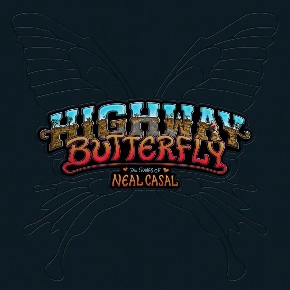 Neal Casal Highway Butterfly La revista con la música que es importante en tu vida Classic Rock Hard Rock Heavy Metal Prog Rock Blues cover
