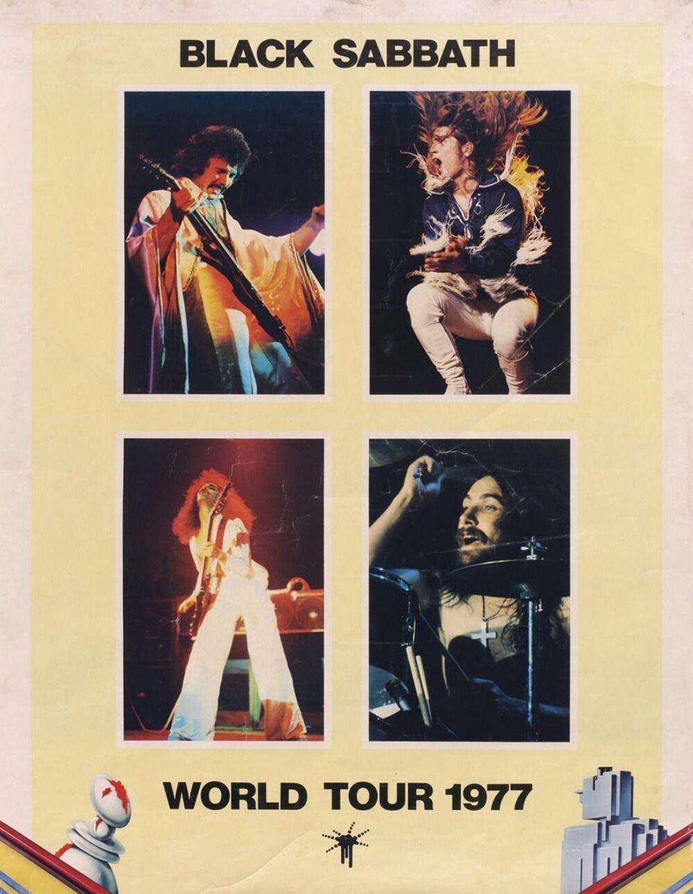 Black Sabbath_La revista con la música que es importante en tu vida Classic Rock Hard Rock Heavy Metal Prog Rock Blues_1