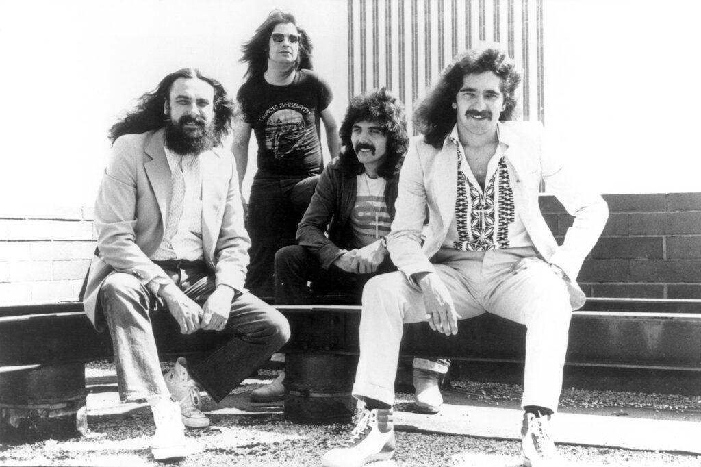 Black Sabbath_La revista con la música que es importante en tu vida Classic Rock Hard Rock Heavy Metal Prog Rock Blues_2