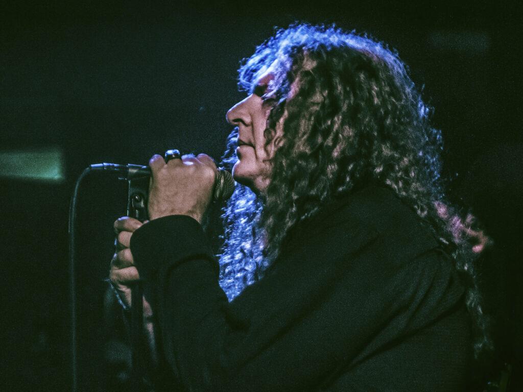 Eric Wagner - La revista con la música que es importante en tu vida Classic Rock Hard Rock Heavy Metal Prog Rock Blues