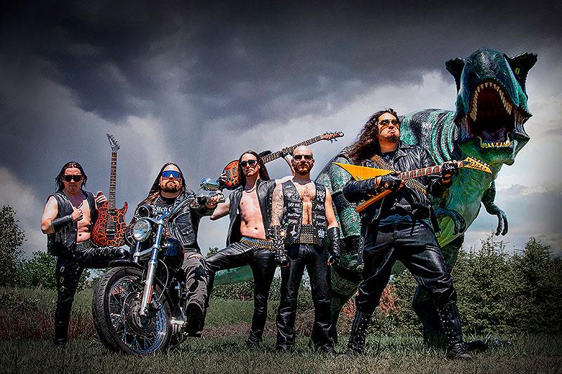 La revista con la música que es importante en tu vida Classic Rock Hard Rock Heavy Metal Prog Rock Blues Speed Heavy con Ültra Raptör