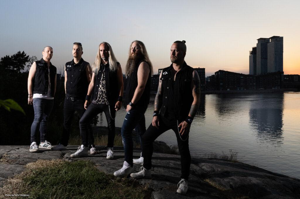 Omnium Gatherum 2021. Century Media Records. Photo: Terhi Ylimäinen