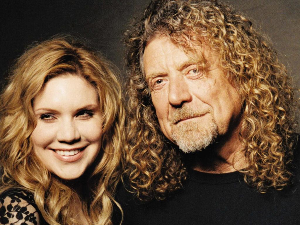 Robert Plant Alison Krauss La revista con la música que es importante en tu vida Classic Rock Hard Rock Heavy Metal Prog Rock Blues